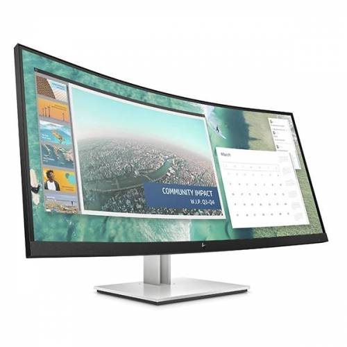 HP E344c 34 Zoll / 86,36 cm Curved Business Monitor (6GJ95AA)