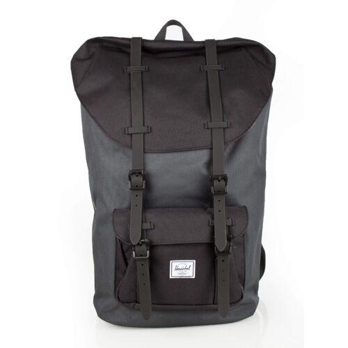 Herschel Little America Backpack #10014 quiet shade plaid