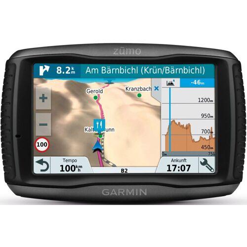 Garmin zumo 595LM Europa Navigationsgerät Schwarz Einheitsgröße