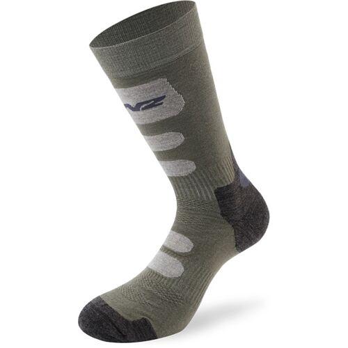 Lenz Trekking 8.0 Socken Grün 39 40 41