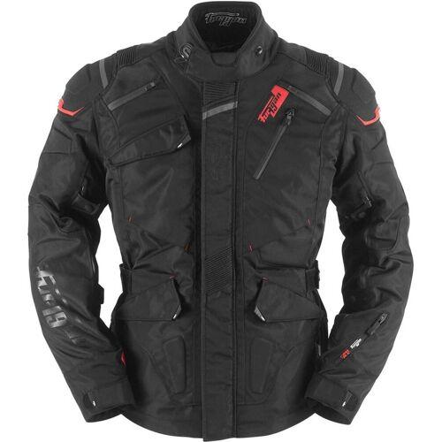 Furygan Vulcain 3in1 Textiljacke Schwarz Rot S