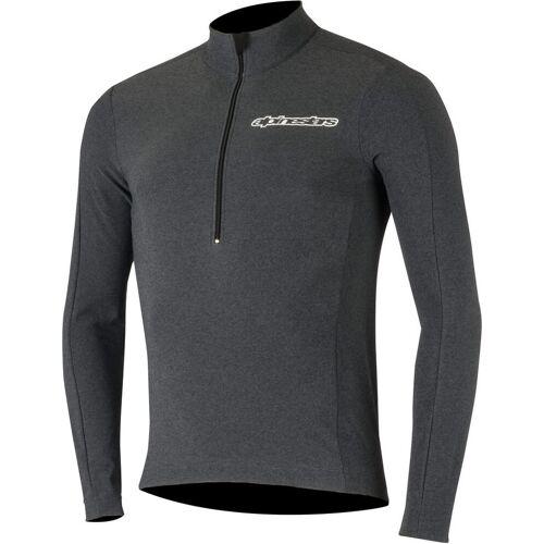 Alpinestars Booter Warm Jersey Schwarz 2XL