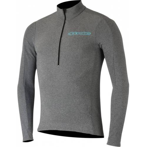 Alpinestars Booter Warm Jersey Grau S