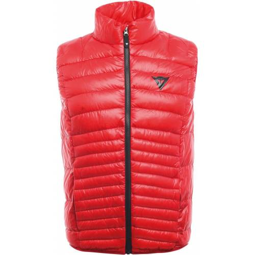 Dainese Packable Down Weste Rot S