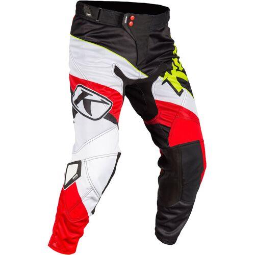 Klim XC Lite MX Motorradhose Rot 30