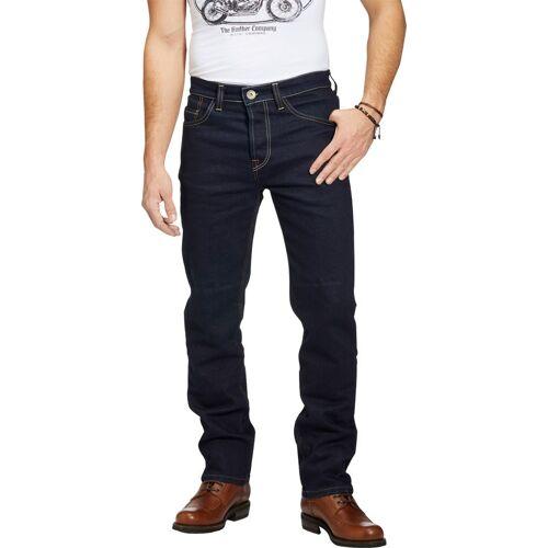 Rokker Rokkertech Raw Straight Jeans  33