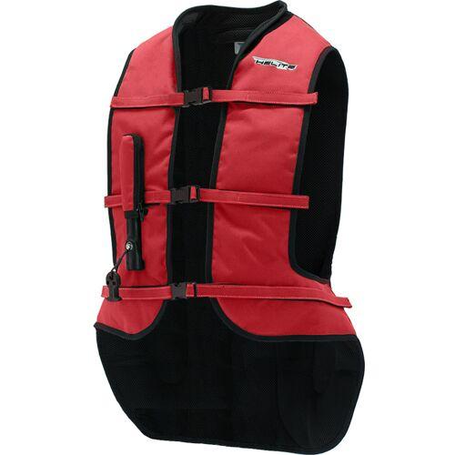 Helite Turtle Airbag Weste Rot XL