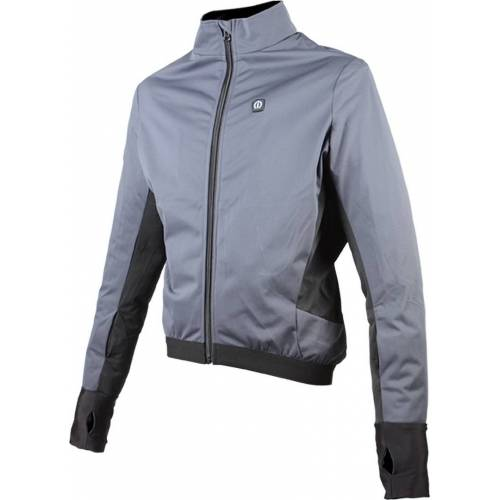 Klan-e beheizbare Textiljacke Schwarz L