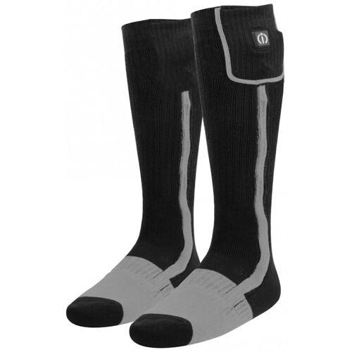 Klan-e Beheizbare Socken Schwarz Rot 37 38 39 40