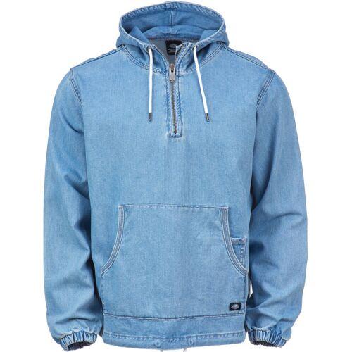 Dickies Ozone Park Hoodie Blau XS