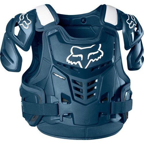 FOX Raptor Protektorenweste Blau L XL
