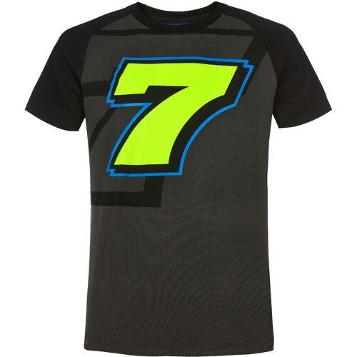 VR46 Balda 7 T-Shirt Grau S