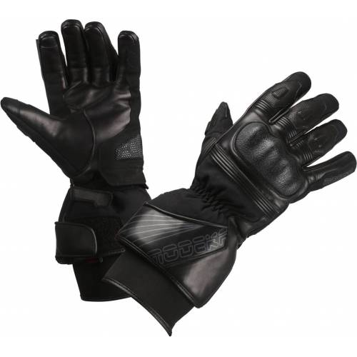 Modeka Thanos Motorradhandschuhe Schwarz 2XL