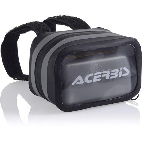 Acerbis Telepass X-KL Tasche Schwarz Grau Einheitsgröße