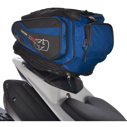 Oxford T30R Motorrad Hecktasche Blau 21-30l