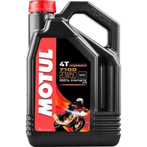 MOTUL 7100 4T 20W50 Motorenöl 4 Liter