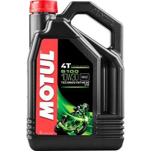 MOTUL 5100 4T 10W30 Motorenöl 4 Liter