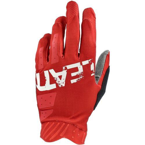 Leatt MTB 1.0 GripR Fahrrad Handschuhe Rot S