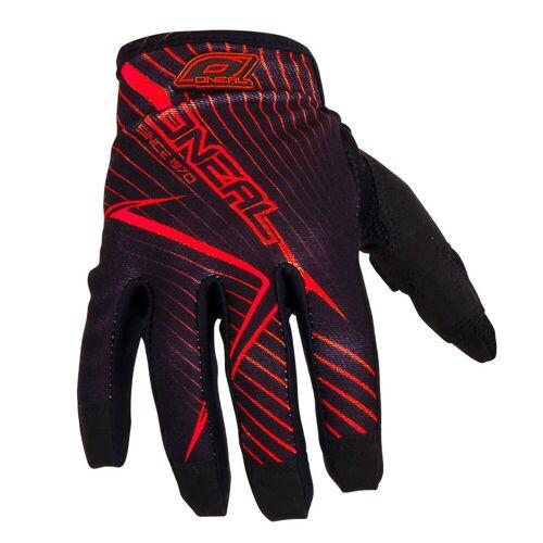 Oneal O´Neal Jump Race Handschuhe Schwarz Rot 2XL