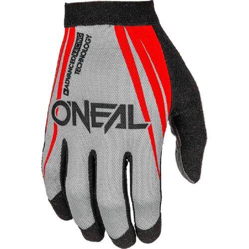 Oneal O´Neal AMX Blocker Handschuhe Grau Rot S