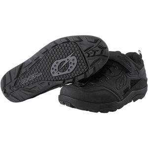 Oneal Traverse Flat Schuhe Schwarz 37