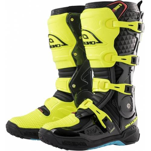 Oneal RDX Motocross Stiefel Gelb 47