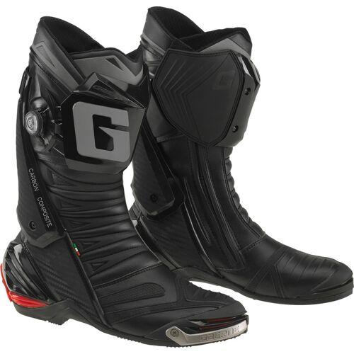 Gaerne GP1 Evo Motorradstiefel Schwarz 41