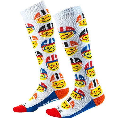 Oneal Pro Emoji Racer Jugend Motocross Socken