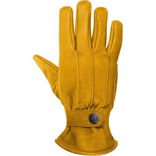 John Doe Grinder XTM Leder Handschuhe Gelb S