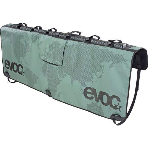 Evoc Tailgate Pad Transportschutz Grün XL