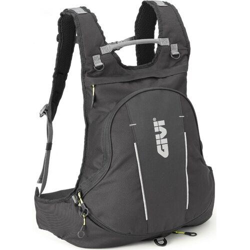 GIVI EA104 Easy-Bag Rucksack Schwarz M 11-20l 21-30l