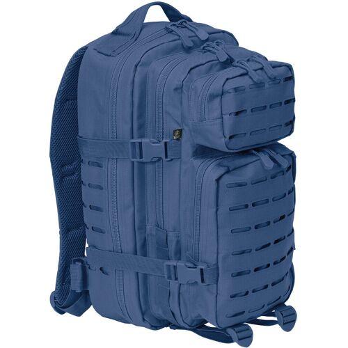 Brandit US Cooper Lasercut Medium Rucksack Blau Einheitsgröße