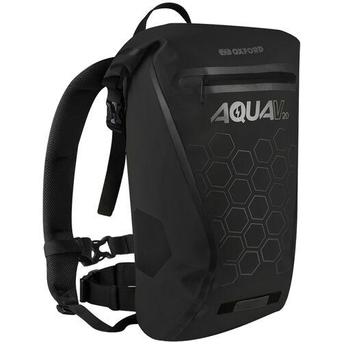 Oxford Aqua V20 Rucksack Schwarz 11-20l
