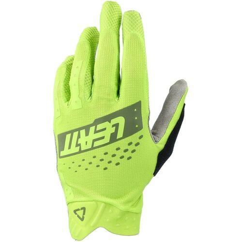 Leatt MTB 2.0 X-Flow Fahrrad Handschuhe Gelb L
