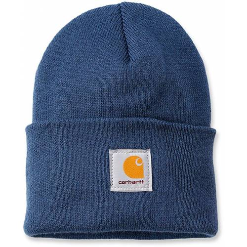 Carhartt Watch Mütze Blau