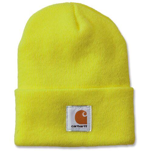 Carhartt Watch Mütze Gelb