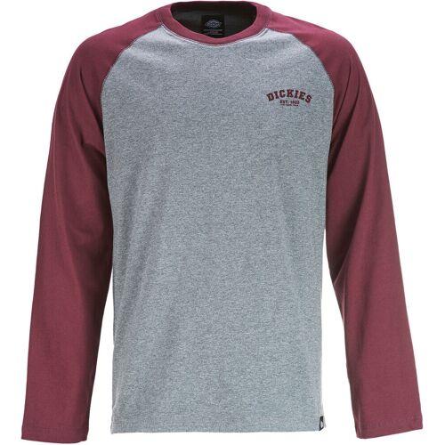 Dickies Baseball Shirt Rot S