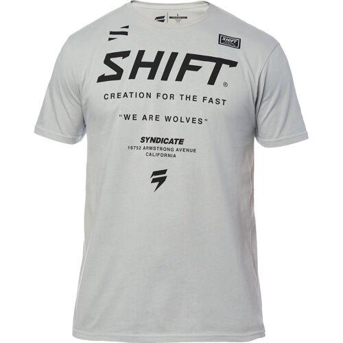 Shift Muse SS T-Shirt Grau L