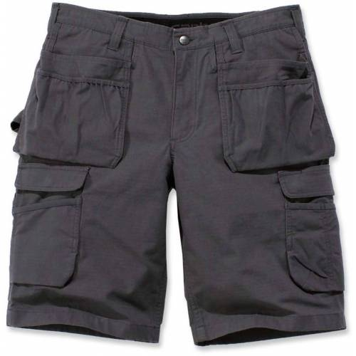 Carhartt Steel Multipocket Shorts Grau 36