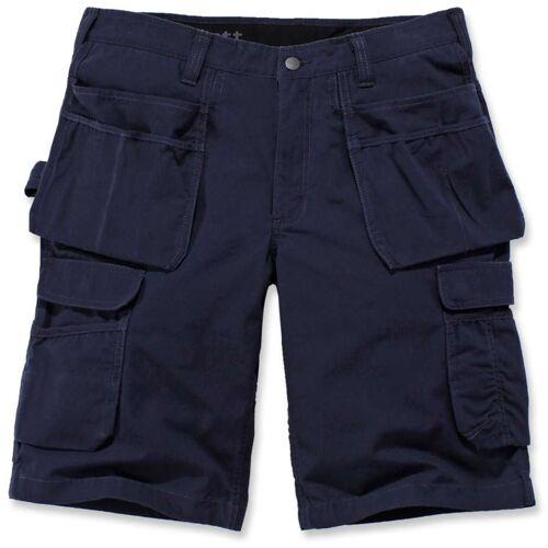 Carhartt Steel Multipocket Shorts Blau 36
