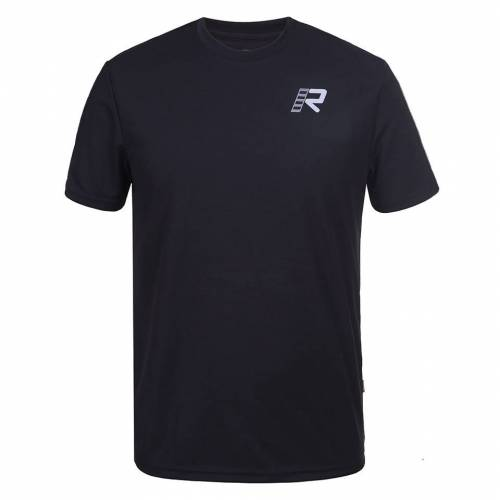 Rukka Sponsor T-Shirt Schwarz M