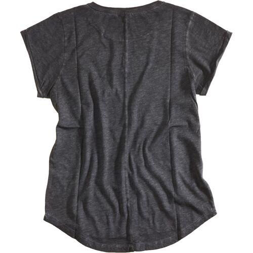 Rokker Calavera Damen T-Shirt Grau M