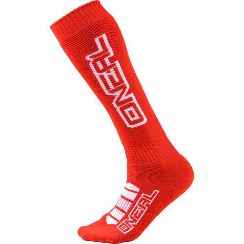 Oneal O´Neal Pro MX Corp Socken Rot Einheitsgröße
