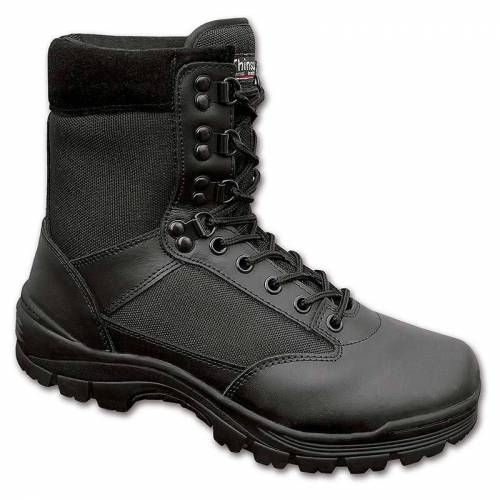 Brandit Tactical Stiefel Schwarz 47