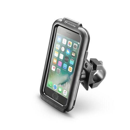 Interphone Icase Iphone 8 / Iphone 7 / Iphone 6/6S Halterung Schwarz Einheitsgröße