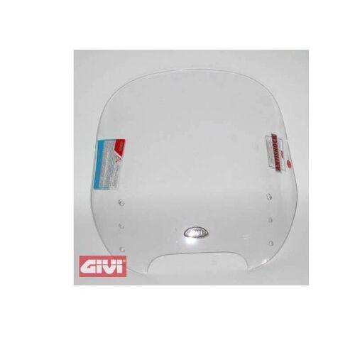 GIVI D241STG Spoilerscheibe Transparent - ABE transparent
