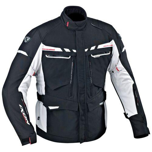 Ixon Protour HP Textiljacke Schwarz Grau Rot L