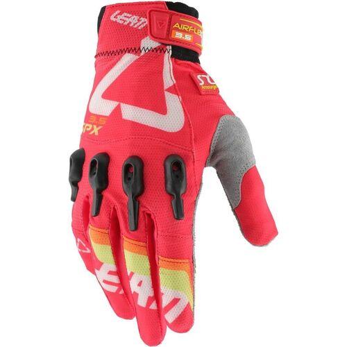 Leatt GPX 3.5 X-Flow Handschuhe Rot XS