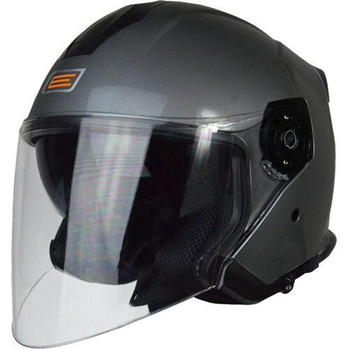 Origine Palio Jet Helm Silber S