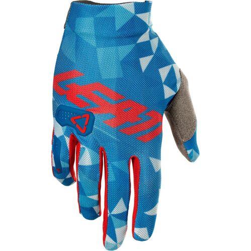 Leatt GPX 2.5 V22 X-Flow Handschuhe Rot Blau S
